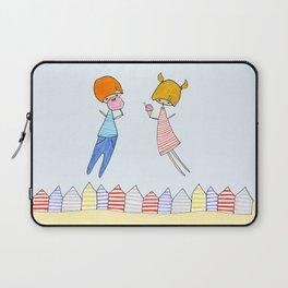 Let's go to the beach! Laptop Sleeve