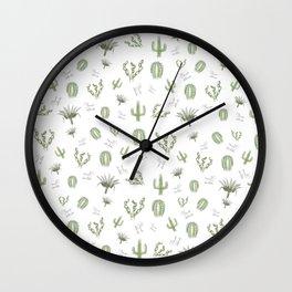 México Lindo Wall Clock