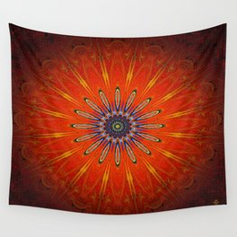 Symmetric composition 44 Wall Tapestry