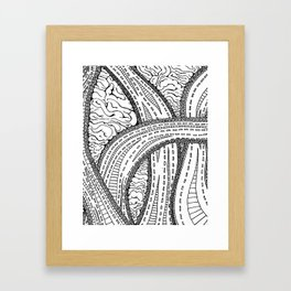 Innards | Limited Edition of 50 Prints Framed Art Print