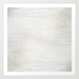 Light movement Art Print