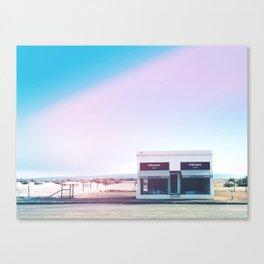 Store in Marfa, Texas Canvas Print