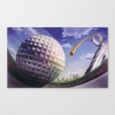 Twelfth Hole at Augusta Canvas Print