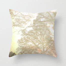 The Pickup Throw Pillow