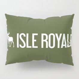 Isle Royale Moose Pillow Sham