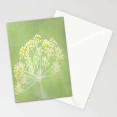 Turn over a new leaf Stationery Cards