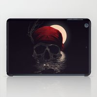 hunting iPad Cases featuring Treasure Hunting by nicebleed
