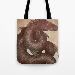 Gloucester Sea Serpent Tote Bag