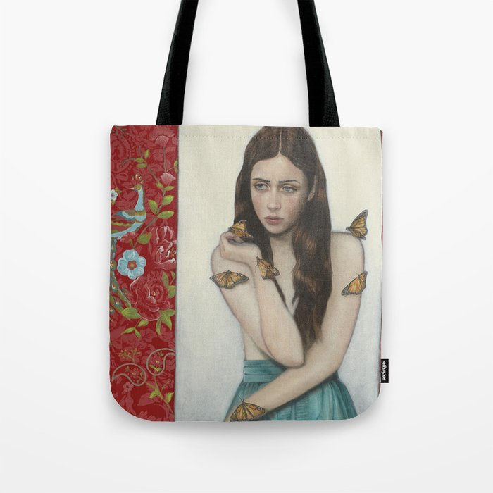 The Butterfly Effect Tote Bag