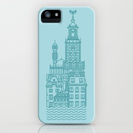Stockholm (Cities series) iPhone Case