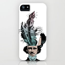 The House of Usher iPhone Case