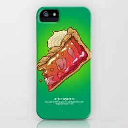 Toothie Pie iPhone Case