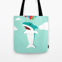 Shark Week Tote Bag