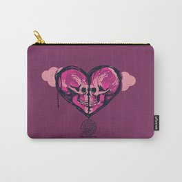 Love Skulls Redux Carry-All Pouch