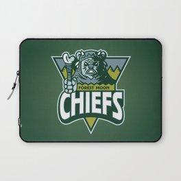 Forest Moon Chiefs - Green Laptop Sleeve