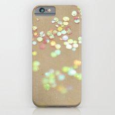 Vintage Confetti Slim Case iPhone 6s