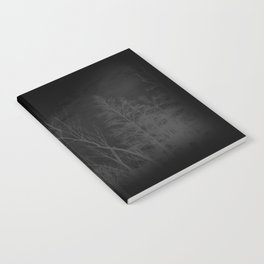 Moon Glowing Notebook