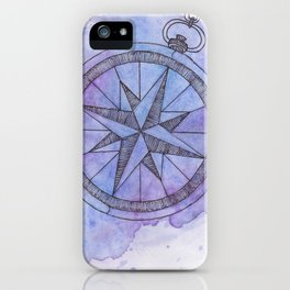 Find Me in the universe iPhone Case