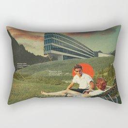 Remember When Rectangular Pillow