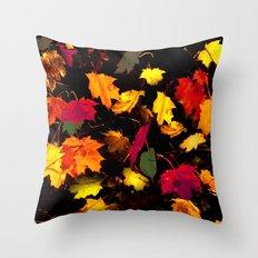 Fall Legends I Throw Pillow