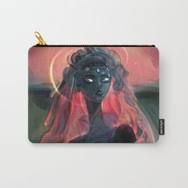Vampire Bride Carry-All Pouch
