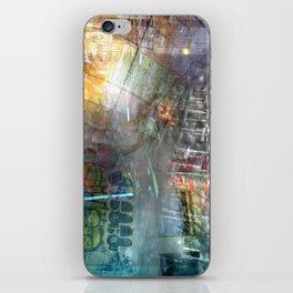 City Native  iPhone Skin
