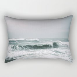 Waves III Rectangular Pillow