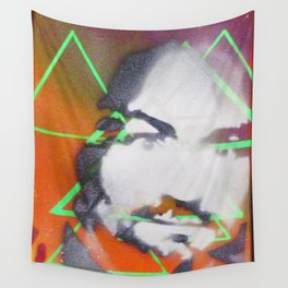 Charlie Manson Wall Tapestry