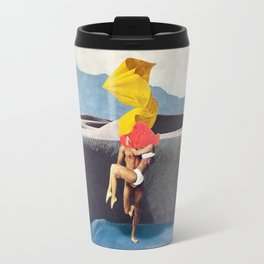 The Lovers vs the Elements - PAINTING Travel Mug