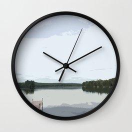 St. Albans Dock Wall Clock