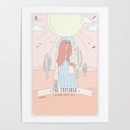 Sagittarius  - The Explorer Poster