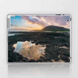Koko Head Sunset Laptop & iPad Skin