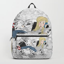 Chat Backpack