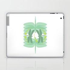 dragonfly pattern 1 Laptop & iPad Skin