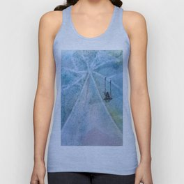 The Swinging Tree Unisex Tank Top
