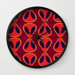 I'm Not Saying It's Aliens... but... Wall Clock