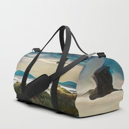 With No New Nest in Which to Settle. Duffle Bag