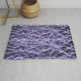 Electric Storm Rug