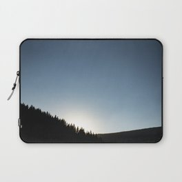 sunset in spindl Laptop Sleeve