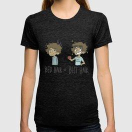Bed Hair? Best Hair. T-shirt