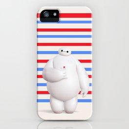 Baymax Big Hero 6 iPhone Case