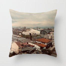 Landscape Photography by Nurullah Koker Throw Pillow