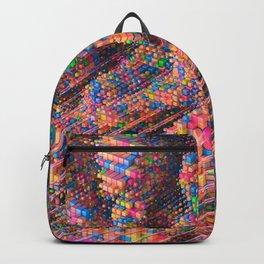 Explosive Popcorn Gum (Bigger) Backpack