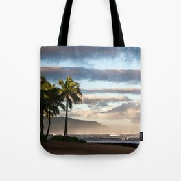 North Shore Hawaii Tote Bag