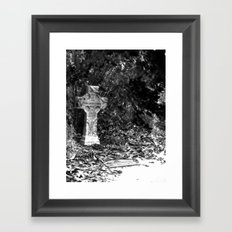 Faith, Hope and Love Framed Art Print