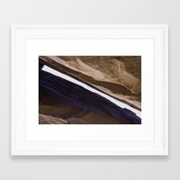 utah Framed Art Prints featuring Utah by Matt Pangman
