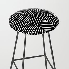 Sketching Abstraction Bar Stool