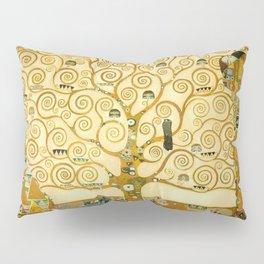 "Gustav Klimt ""Tree of life"" Pillow Sham"