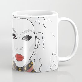We're born naked, the rest is drag Coffee Mug