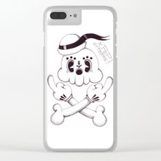 Skulltoons Nr.6 Clear iPhone Case